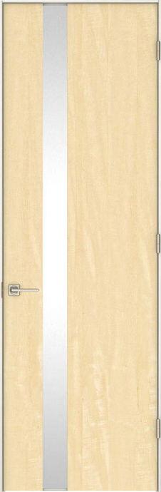 日本の樹 片開きドア 4Jデザイン扉セット 2300高 栃 鍵なし 大建工業の建具