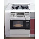 ガスオーブン電子レンジ機能付銀 パナソニック ラクシーナ リビングステーション リフォムスなどのキッチン周り商品 QSS62EE1NLP