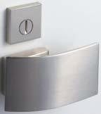 パナソニック内装ドア ハンドルセレクト 間仕切錠 サテンシルバー色(メッキ) MJE1HP12SS
