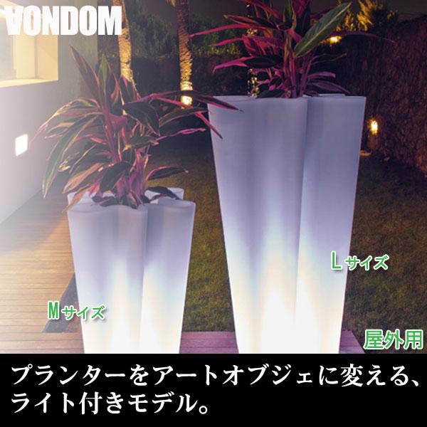 Vondom Bye-Bye Light ボンドム バイバイL・ライト 屋外用 EN-58004W-L-B