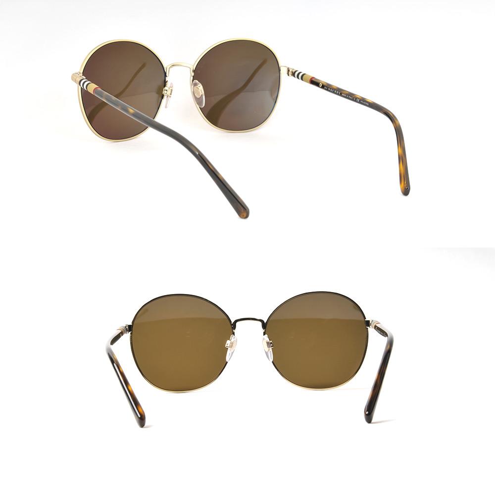 951c93b52a7 Burberry sunglasses BE3094 11452O 56 size round BURBERRY BE3094 11452O 56  size sunglasses Lady s men