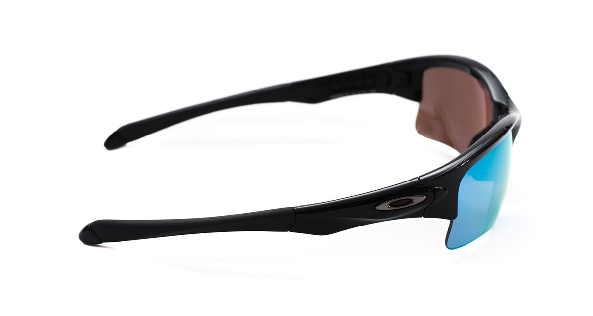3b63364ecc2 Oakley sunglasses sports sunglasses OAKLEY OO9200-16 QUARTER JACKET  Polished Black Prizm Deep Water Polarized kids Jr. child use