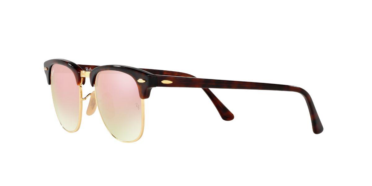 e48f62ec76 Ray-Ban sunglasses club master kappa gradient flash tortoiseshell tortoise  shell Ray-Ban RB3016 990 7O CLUBMASTER FLASH Lady s men