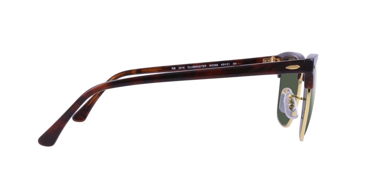 6e0b2bfb63a Ray-Ban sunglasses club master tortoise shell tortoiseshell Ray-Ban RB3016  W0366 Lady s men
