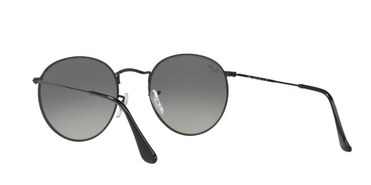 489e626608bf9 Ray-Ban sunglasses RB3447N 002 71 RB3447N 002 71 50 size 53 size round  metal crystal flat lens Ray-Ban RX3447N 002 71 50 size 53 size Lady s men