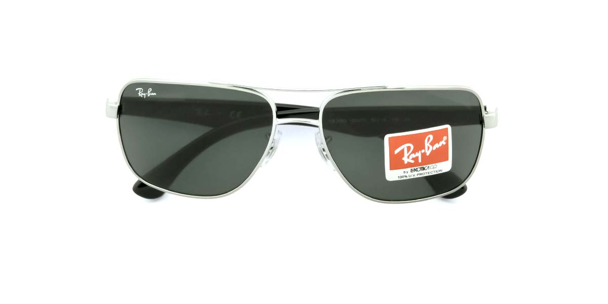 250cff3a43 Ray-Ban sunglasses RB3483 004 71 60 size square Ray-Ban RB3483 004 71 60  size sunglasses Lady s men