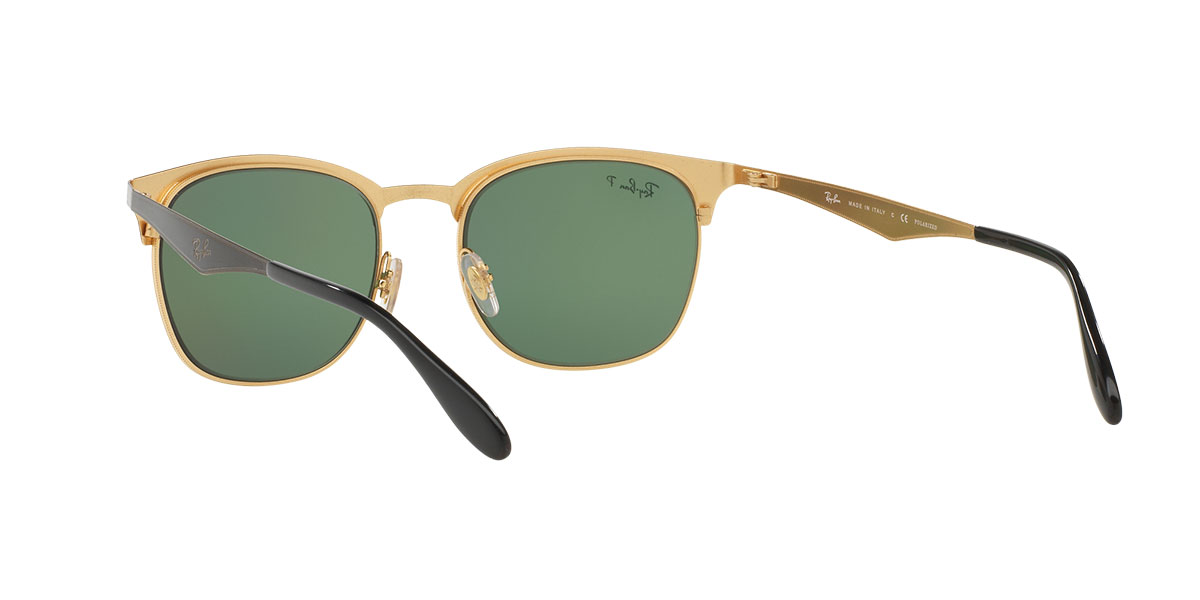 c2533bc04e Ray-Ban RB3538 187 9A 187 9A 53 size Ray-Ban polarizing lens RX3538 187 9A  53 size sunglasses Lady s men