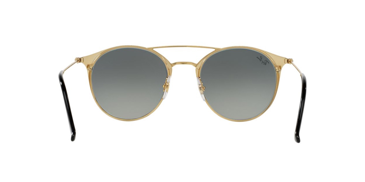 0f8dec8c49ec8f Ray-Ban RB3546 187 71 187 71 52 size Ray-Ban round double bridge RX3546 187 71  52 size sunglasses Lady s men