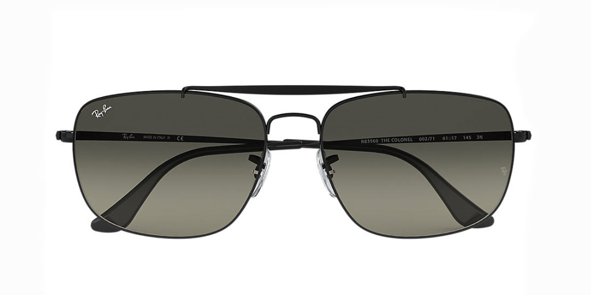 2d59f8dc7e ... coupon code ray ban sunglasses rb3560 002 71 rb3560 61 size 2018new new  work colonel kolo