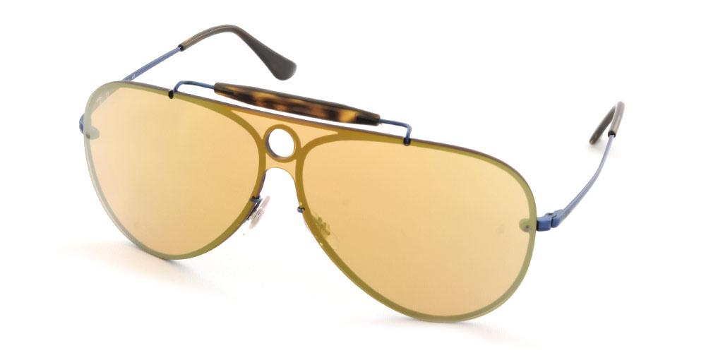 0b12a9c7f98 Ray-Ban RB3581N 90387J 32 size Ray-Ban 2017NEW new work blaze shooter  mirror RX3581N 90387J 32 size sunglasses Lady s men