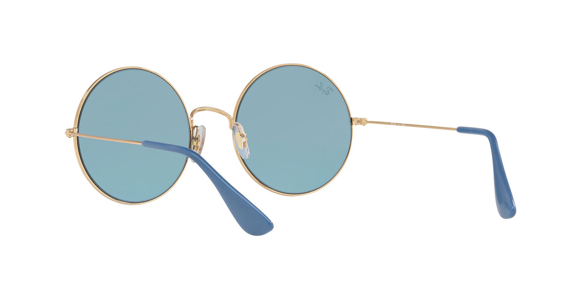 d91bb575ff Ray-Ban sunglasses RB3592 001 F7 001 F7 50 size 55 size Ray-Ban young  people star round mirror JA-JO RX3592 001 F7 sunglasses