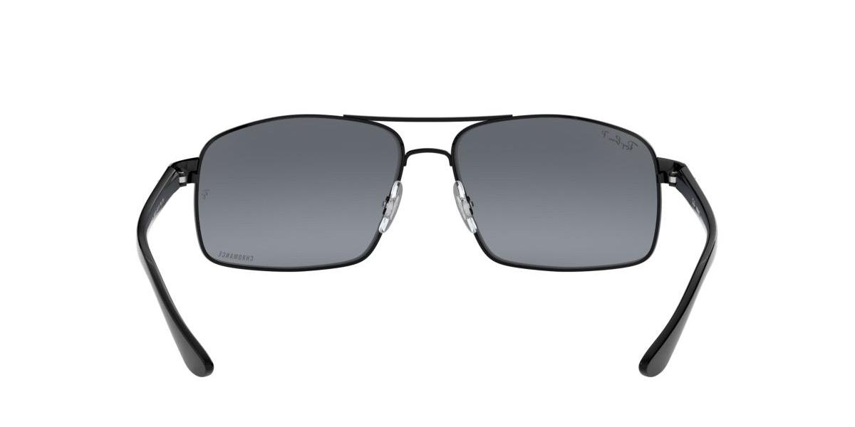 6620d45d5a Ray-Ban sunglasses RB3604CH 002 J0 62 size 2018NEW new work chroman lens  polarizing lens mirror Ray-Ban RX3604CH 002 J0 62 size sunglasses men gap  Dis
