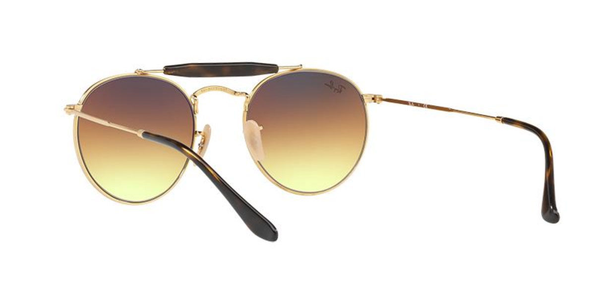 5c3a9d6029 Ray-Ban RB3747 900851 50 size Ray-Ban 2017NEW new work round double bridge  RX3747 900851 50 size sunglasses Lady s men
