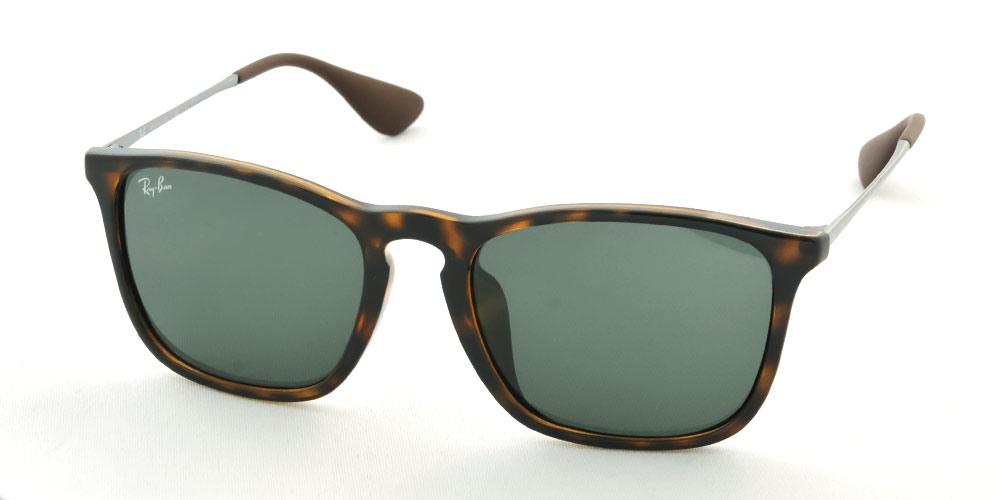 ac187d1eaed Ray-Ban RB4187F 710 71 710 71 54 size Ray-Ban Chris tortoiseshell tortoise  shell RX4187F 710 71 54 size sunglasses Lady s men
