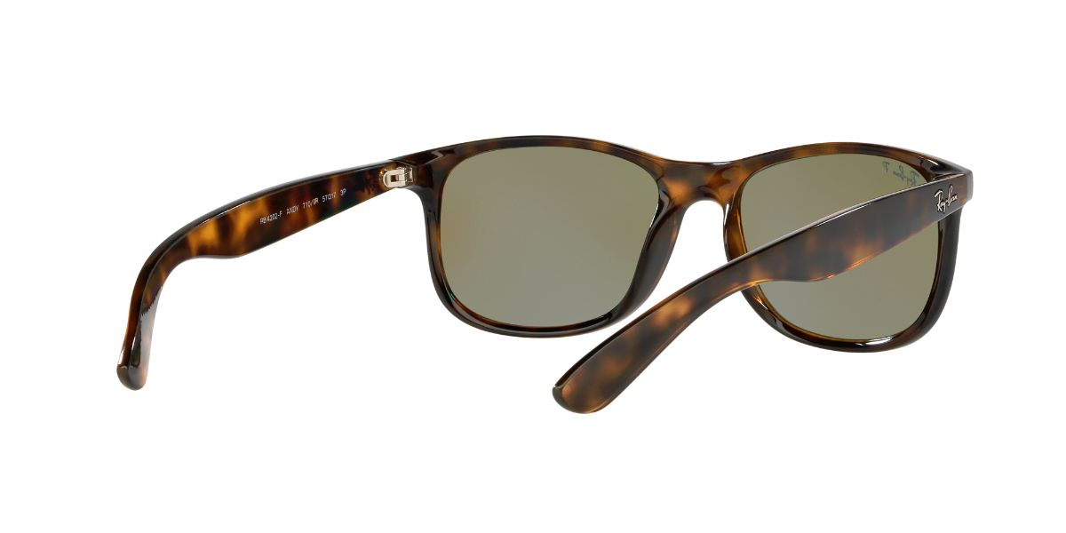 9a9114e391d Ray-Ban RB4202F 710 9R 710 9R 57 size Ray-Ban Andy polarizing lens mirror  RX4202F 710 9R 57 size sunglasses
