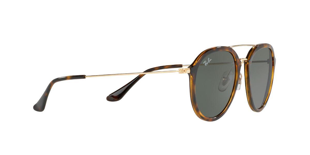 79dd2fb2851b9 Ray-Ban RB4253 710 53 size Ray-Ban double bridge tortoiseshell tortoise  shell RX4253 710 53 size sunglasses Lady s men