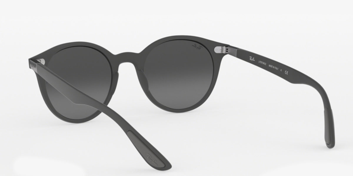 9d5a473ff2 Ray-Ban sunglasses RB4296 633288 51 size 2018NEW new work technical center  light force round mirror Ray-Ban RX4296 633288 51 size Lady s men