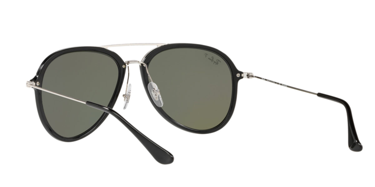 0facfe1cc9 Ray-Ban sunglasses RB4298 601 9A RB4298 57 size 2018NEW latest a biA  terdouble bridge polarizing lens Ray-Ban RX4298 601 9A 57 size Lady s men