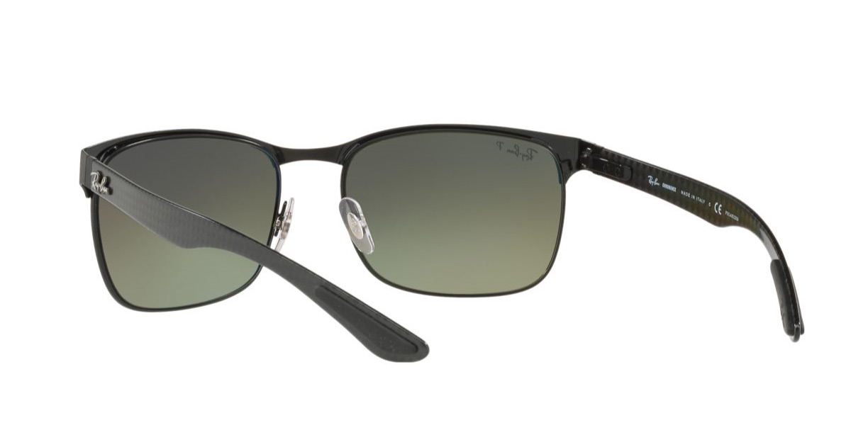 320e4dc06f Ray-Ban RB8319CH 186 5J 186 5J 60 size Ray-Ban chroman lens polarization  レンズレクタングルミラー RX8319CH 186 5J sunglasses men