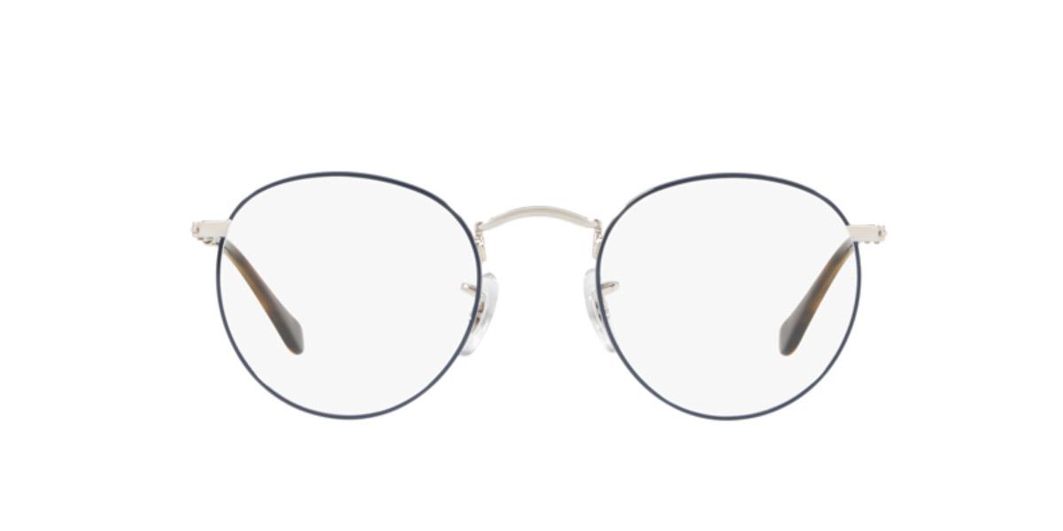 292fa7459ef Ray-Ban RX3447V 2970 RX3447V 47 size 50 size 2018NEW new work round metal  Ray-Ban RB3447V 2970 47 size 50 size glasses frame glasses glasses Lady s  men