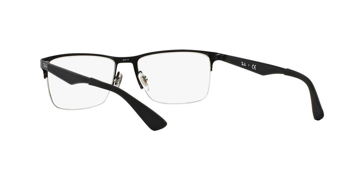 92372bfd63b Ray-Ban RX6335 2503 56 size Ray-Ban Ray-Ban glasses frame square RB6335  2503 56 size glasses frame glasses glasses Lady s men