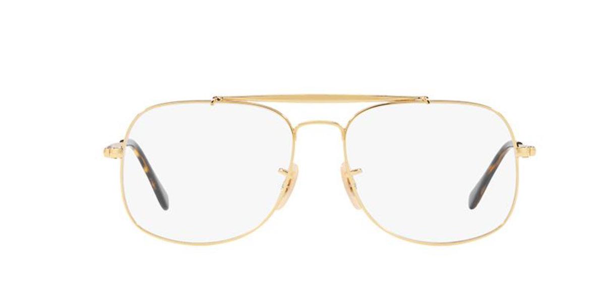 レイバン RX6389 2500 55サイズ 57サイズ Ray-Banレイバン メガネ フレーム ザ・ジェネラルRB6389 2500 55サイズ 57サイズ メガネ フレーム 眼鏡 めがね レディース メンズ