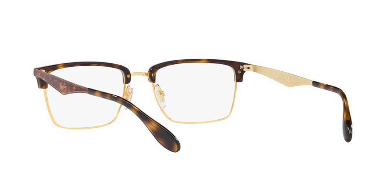 8e96b2f9fe Point 20 times for a limited time! Ray-Ban RX6397 2933 54 size Ray-Ban Ray-Ban  glasses frame tortoise shell tortoiseshell square RB6397 2933 54 size  glasses ...