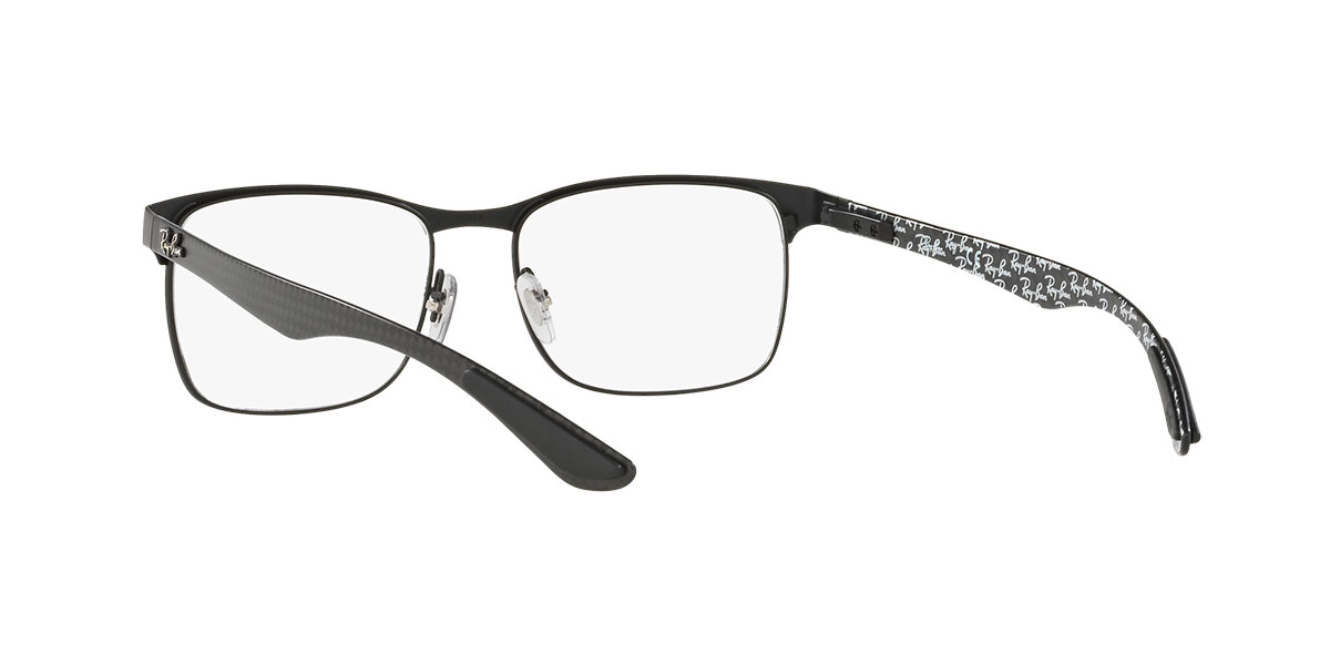 aea9200264 Ray-Ban RX8416 2503 55 size Ray-Ban Ray-Ban glasses frame technical center  carbon fiver RB8416 2503 55 size glasses frame glasses glasses Lady s men