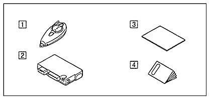 正牌的ACA33 ACA38 GSA33远隔起动本体标准零件丰田纯正零部件无线引擎启动器无线电vanguard选项配饰用品