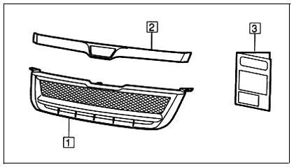 纯正的AZR60 AZR65体育烤炉 ※废止衣领在本公司是涂抹零件丰田纯正零部件kasutamuearopatsu noa选项配饰用品