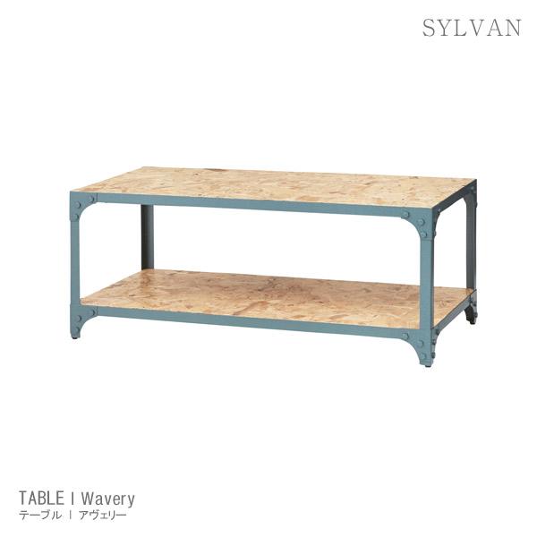 【送料無料】ローテーブル ヴィンテージ 長さ100 木製 テーブル リビングテーブル ナチュラルヴィンテージ レトロ アンティーク カフェ モダン ay-104-2