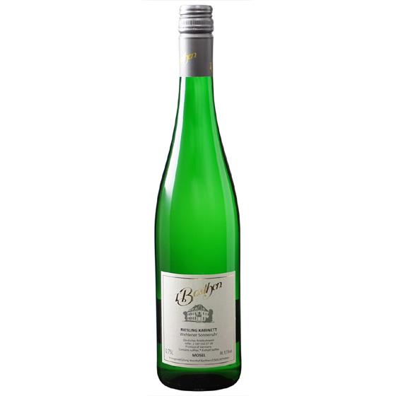 お酒 お中元 ギフト ヴェレナー・ゾンネンウーア カビネット / トーマス・バルテン 白 甘口 750ml 12本 ドイツ モーゼル 白ワイン コンビニ受取対応商品 ヴィンテージ管理しておりません、変わる場合があります プレゼント ケース販売 送料無料