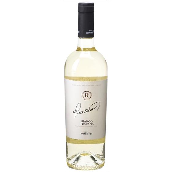 お酒 お中元 ギフト ビアンコ・トスカーナ / テヌーテ・ロセッティ 白 750ml 12本 イタリア トスカーナ 白ワイン コンビニ受取対応商品 ヴィンテージ管理しておりません、変わる場合があります プレゼント ケース販売 送料無料