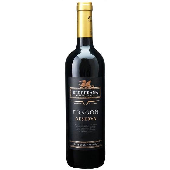 お酒 お中元 ギフト ドラゴン・レセルバ / ベルベラーナ 赤 750ml 12本 スペイン カタルーニャ 赤ワイン コンビニ受取対応商品 ヴィンテージ管理しておりません、変わる場合があります プレゼント ケース販売 送料無料