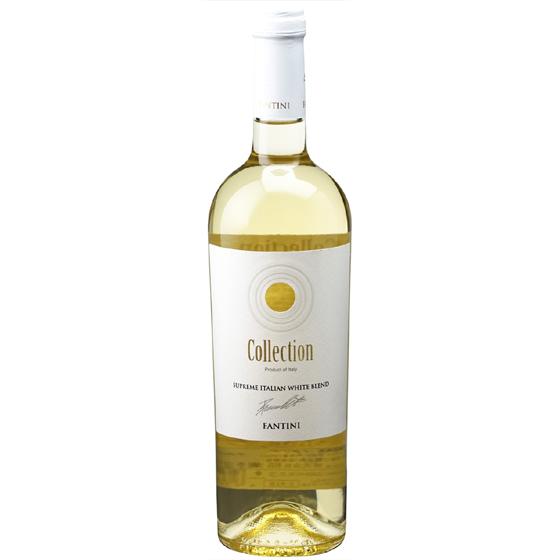 お酒 お中元 ギフト ファンティーニ・コレクション ヴィノ・ビアンコ / ファルネーゼ 白 750ml 12本 イタリア アブルッツォ 白ワイン コンビニ受取対応商品 ヴィンテージ管理しておりません、変わる場合があります プレゼント ケース販売 送料無料
