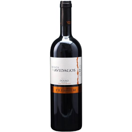お酒 お中元 ギフト アヴィダゴス プレミアム / キンタ・ドス・アヴィダゴス 赤 750ml 12本 ポルトガル ドウロ 赤ワイン コンビニ受取対応商品 ヴィンテージ管理しておりません、変わる場合があります プレゼント ケース販売 送料無料