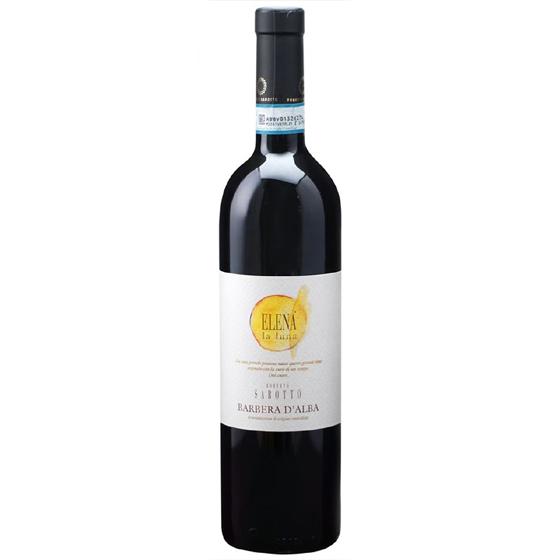 お酒 お中元 ギフト エレーナ バルベーラ・ダルバ ラ・ルーナ / ロベルト・サロット 赤 750ml 12本 イタリア ピエモンテ 赤ワイン コンビニ受取対応商品 ヴィンテージ管理しておりません、変わる場合があります プレゼント ケース販売 送料無料