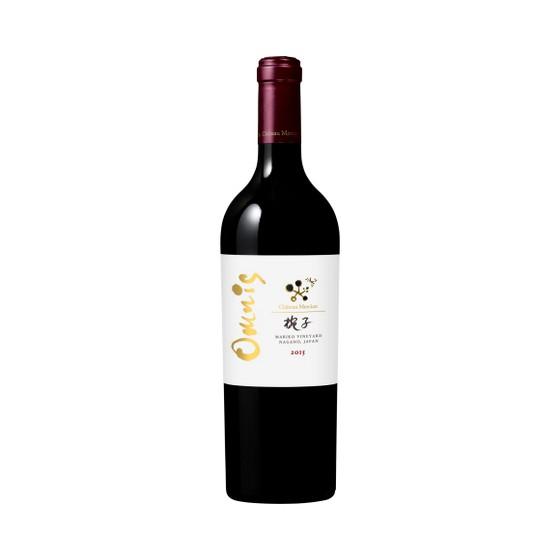 お酒 お中元 シャトー・メルシャン 椀子 (まりこ) オムニス 赤 750ml 長野県 赤ワイン フルボディ コンビニ受取対応商品 はこぽす対応商品 ヴィンテージ管理しておりません、変わる場合があります プレゼント