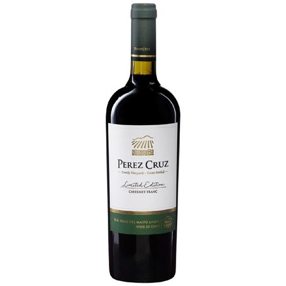 お酒 お中元 ギフト カベルネ・フラン リミテッド・エディション / ペレス・クルス 赤 750ml 12本 チリ マイポ・ヴァレー 赤ワイン コンビニ受取対応商品 ヴィンテージ管理しておりません、変わる場合があります プレゼント ケース販売 送料無料