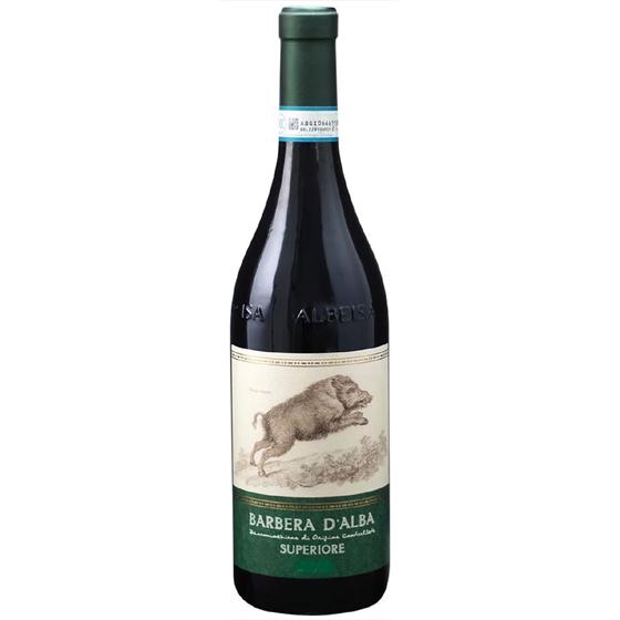 お中元 ギフト バルベーラ・ダルバ スペリオーレ 猪ラベル / テッレ・デル・バローロ 赤 750ml 12本 イタリア ピエモンテ 赤ワイン コンビニ受取対応商品 ヴィンテージ管理しておりません、変わる場合があります ケース販売 送料無料