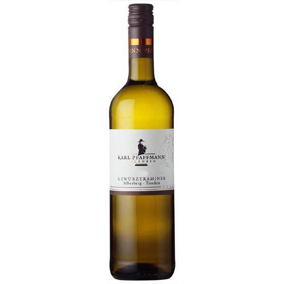 お酒 お中元 ギフト ゲヴュルツトラミナー シルバーベルク QbA トロッケン / カール・ファフマン 白 750ml 12本 ドイツ ファルツ 白ワイン コンビニ受取対応商品 ヴィンテージ管理しておりません、変わる場合があります プレゼント ケース販売 送料無料