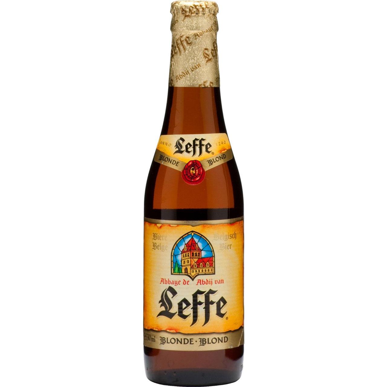 お酒 お中元 ギフト レフブロンド 330ml 24本 ベルギービール クラフトビール ケース販売 プレゼント