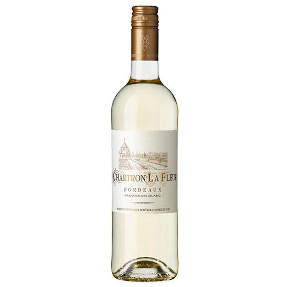 父の日 プレゼント ギフト シャルトロン・ラ・フルール ブラン / シーラー 白 750ml 12本 フランス ボルドー 白ワイン ケース販売 コンビニ受取対応商品 はこぽす対応商品 ヴィンテージ管理しておりません、変わる場合があります ラッキーシール対応