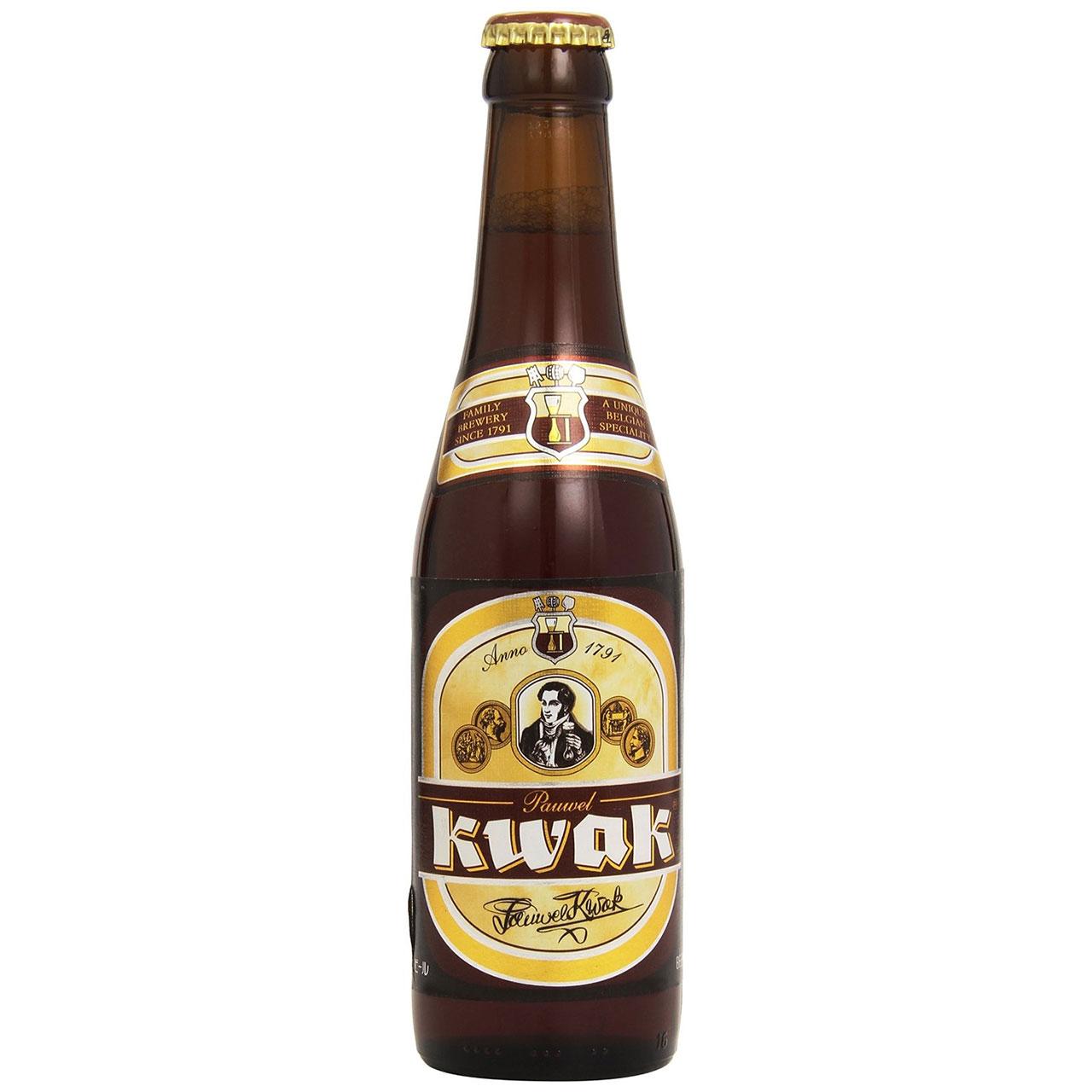 【ラッキーシール対応】バレンタイン ギフト パウエルクワック330ml 24本 ベルギービール クラフトビール ケース販売