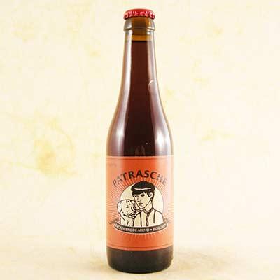 父の日 プレゼント ギフト パトラッシュ 330ml 24本ケース販売 ベルギー ビール ベルギービール クラフトビール ラッキーシール対応