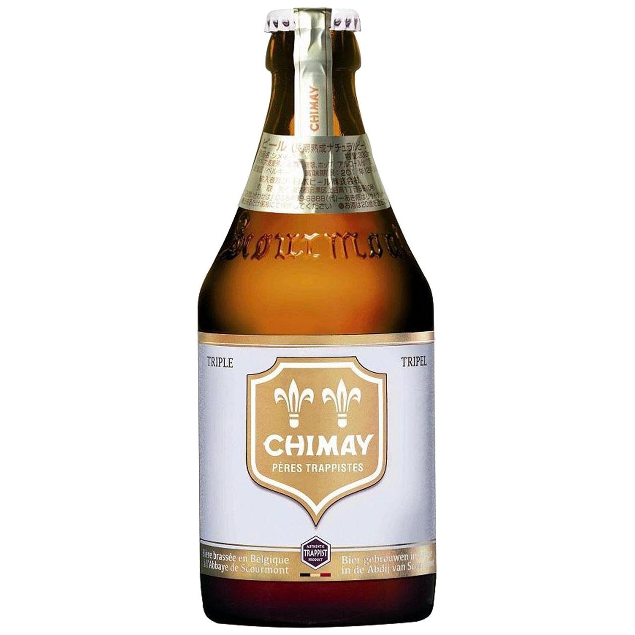 【ラッキーシール対応】お歳暮 ギフト シメイ ホワイト 330ml 24本 ベルギービール クラフトビール ケース販売