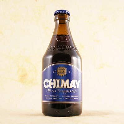 【ラッキーシール対応】母の日 ギフト シメイ ブルー330ml 24本 ベルギービール クラフトビール ケース販売