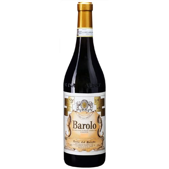 お酒 お中元 ギフト バローロ / テッレ・デル・バローロ 赤 750ml 12本 イタリア ピエモンテ 赤ワイン コンビニ受取対応商品 ヴィンテージ管理しておりません、変わる場合があります プレゼント ケース販売 送料無料