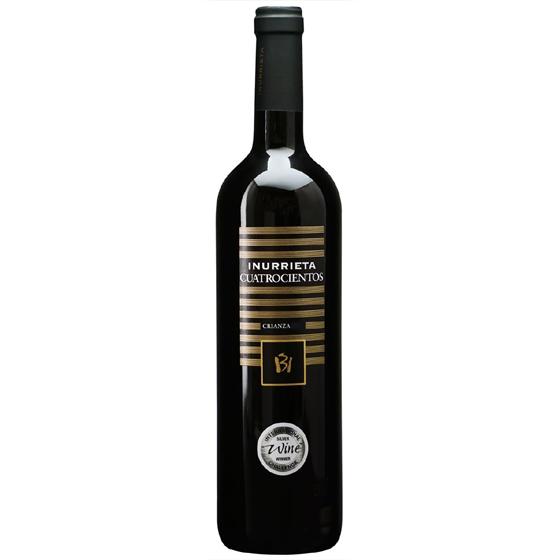 お酒 お中元 ギフト クアトロシエントス クリアンサ / ボデガ・イヌリエータ 赤 750ml 12本 スペイン ナバラ 赤ワイン コンビニ受取対応商品 ヴィンテージ管理しておりません、変わる場合があります プレゼント ケース販売 送料無料