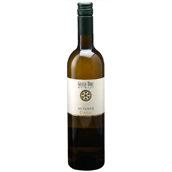 お酒 お中元 ギフト シルヴァーナ クラシック QbA / ケスター・ヴォルフ 白 750ml 12本 ドイツ ラインヘッセン 白ワイン コンビニ受取対応商品 ヴィンテージ管理しておりません、変わる場合があります プレゼント ケース販売 送料無料